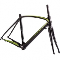 dizo-g6-carbon-road-frameset---green-edition