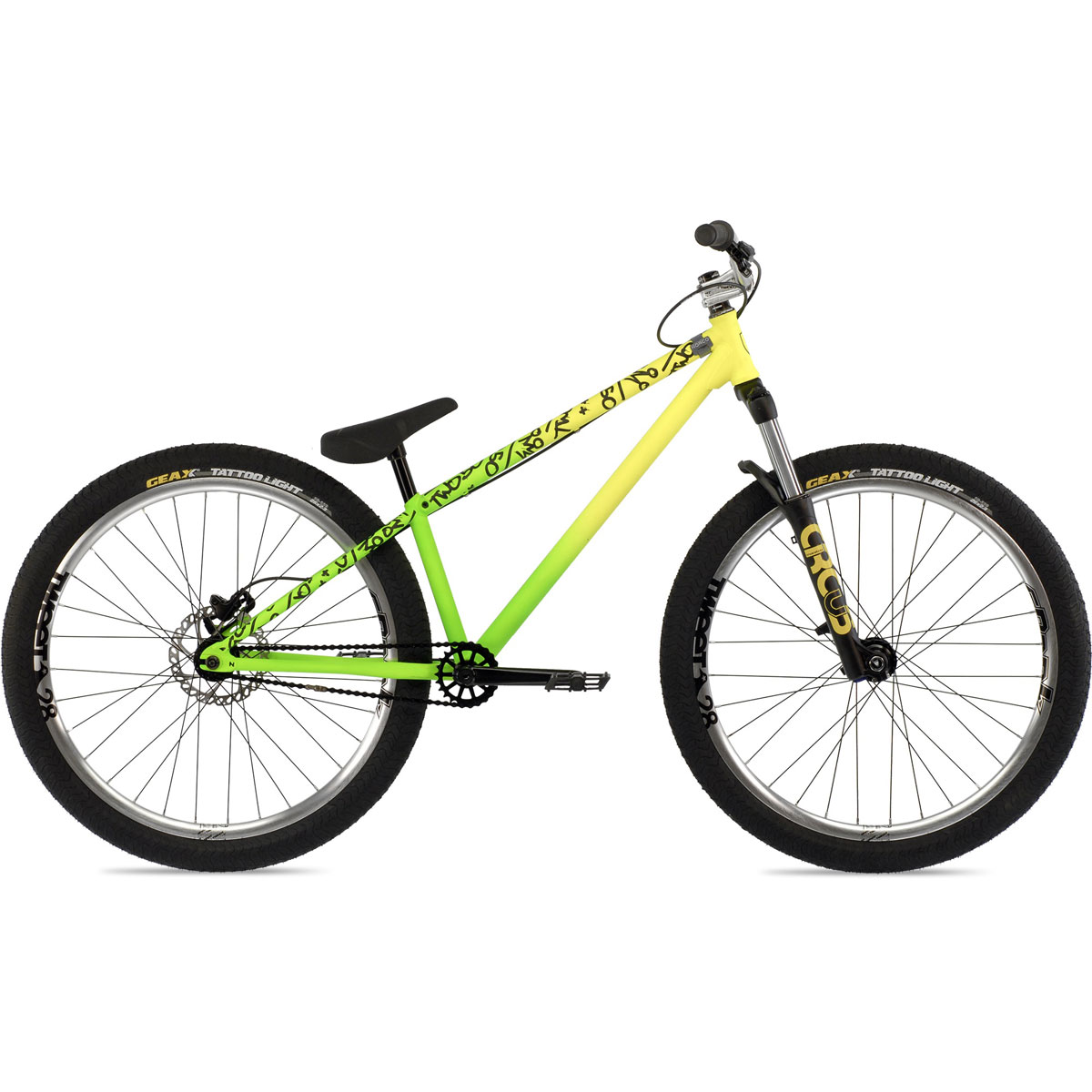 Norco Two50 Dirt Jump Bike
