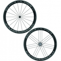 campagnolo【カンパニョーロ】bora-ultra-50-ac3-dark-label-clincher-carbon-road-wheelset