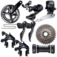 shimano【シマノ】dura-ace-r9150-di2-11-speed-groupset-(w-o-di2-electonic-items)