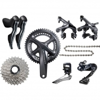 shimano【シマノ】ultegra-r8050-di2-11-speed-groupset-(w-o-di2-electonic-items)
