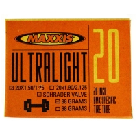 maxxis-ultralight-bmx-20-吋專業內胎