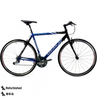 【refurbished】azzurri-opal-105-flat-bar-bike
