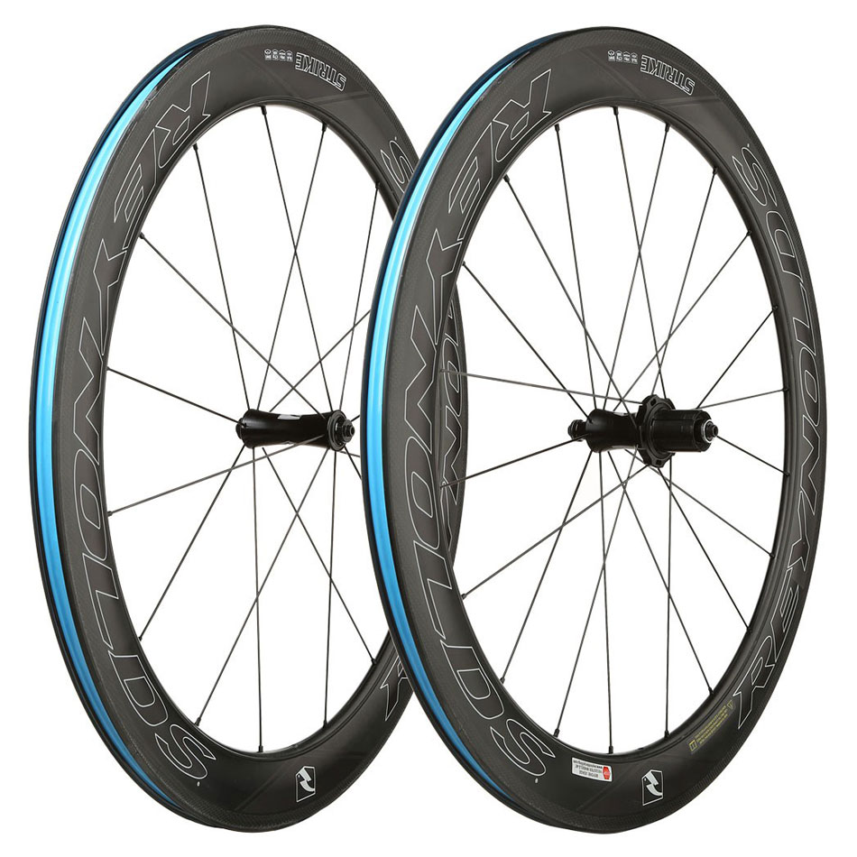 Reynolds Strike SLG Clincher Tubeless Carbon Road Wheelset