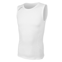 aropec-compression-sleeveless-top-ii---white