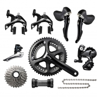 shimano【シマノ】105-5800-ultegra-r8000-11-speed-groupset