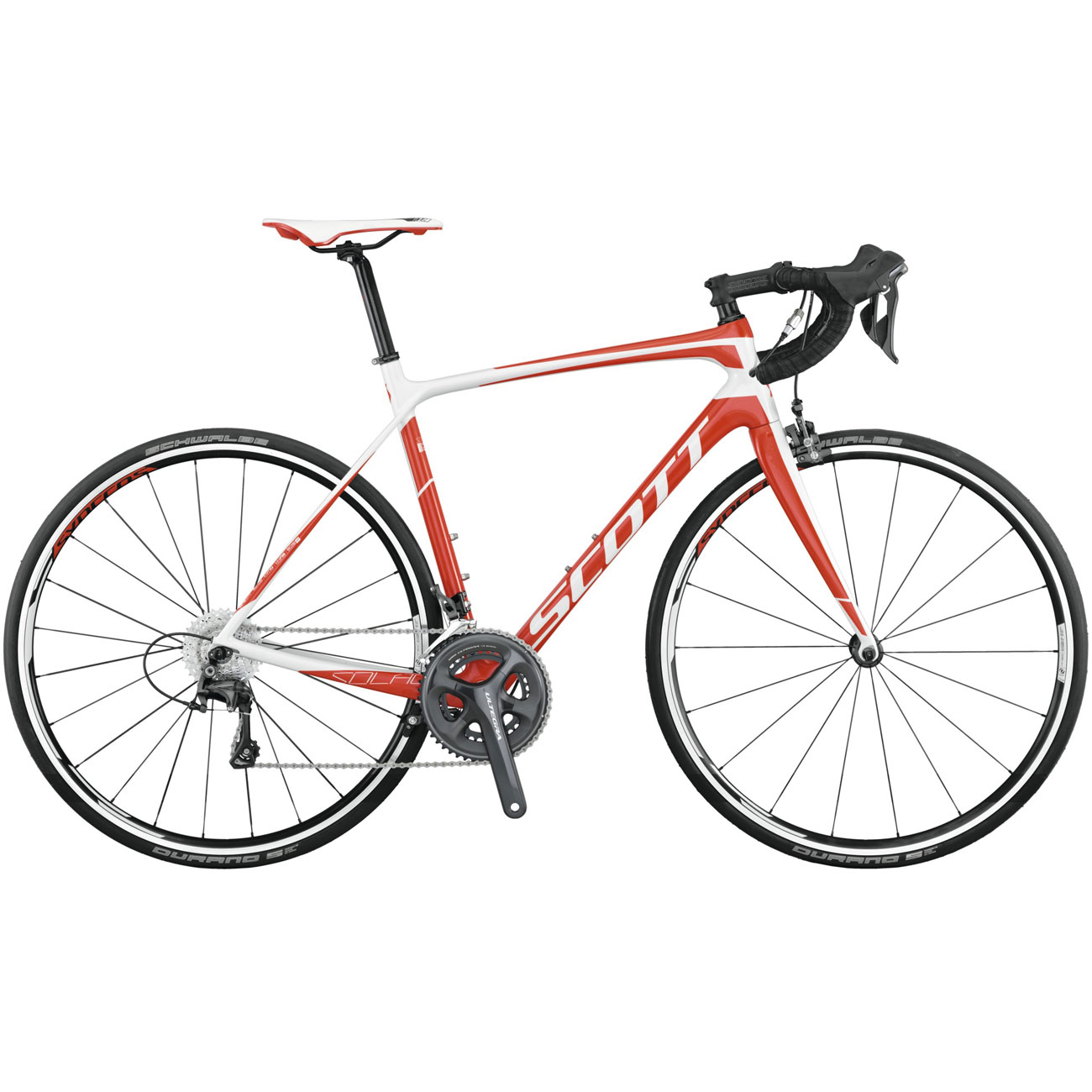 Scott Solace 20 Ultegra 11 Carbon Road Bike