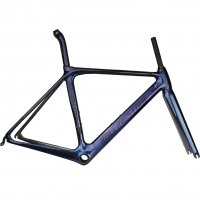【日本国内ショップ様にてフレーム展示中】rolling-stone-compass-special-purple-edition-carbon-road-frameset