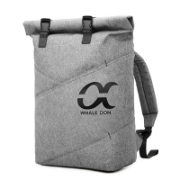 whaledon-simple-unisex-backpack---grey