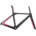 Rolling Stone Compass Dark Colors Carbon Road Frameset