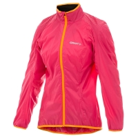 craft【クラフト】women-s-active-bike-light-rain-jacket