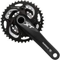 shimano【シマノ】deore-xt-m782-10-speed-triple-crankset