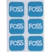 FOSS Tube Patches
