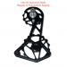 gearoop Bigger Pulley Modified Derailleur Cage for Shimano 9100/R8000