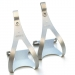 MKS Alloy Toe Clips