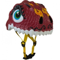 crazy-safety-dragon-kid-s-helmet---chinese-red